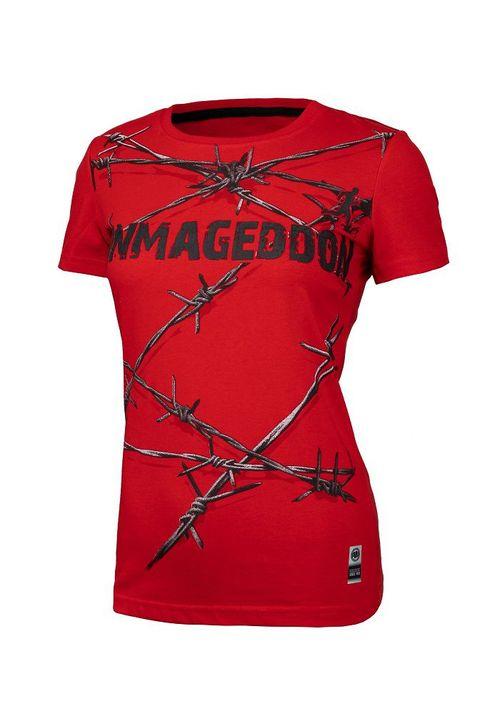 Koszulka damska Barbed Wire RMG