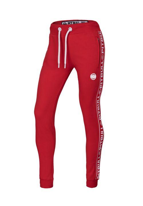 Spodnie dresowe damskie French Terry Small Logo