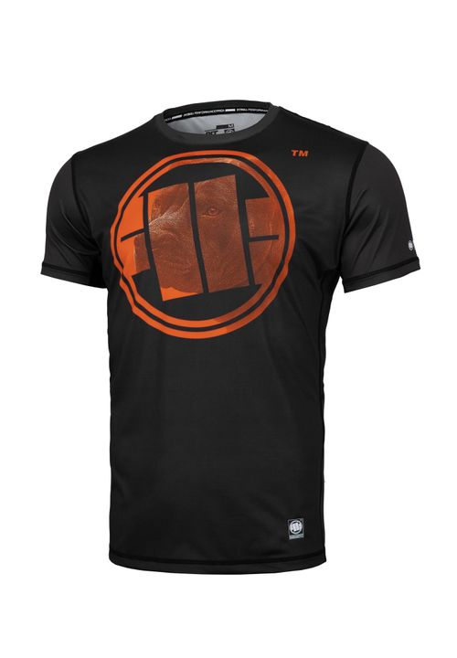 Koszulka Mesh Performance Pro plus Orange Dog