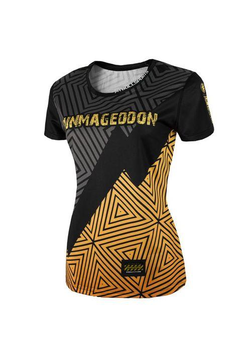 Koszulka damska Mesh Shapes RMG